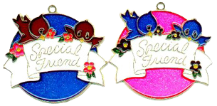 Special Friend - Suncatcher