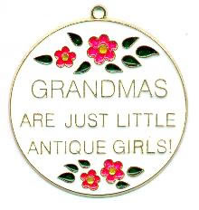 Grandmas are just .... - Suncatcher