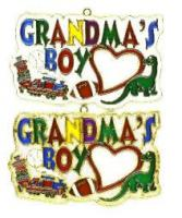 Grandms's Boy - Night light