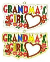 Grandms's Girl- Night Light