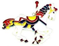 Carousel Horse - Night Light