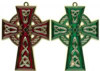 Celtic Cross - Suncatcher
