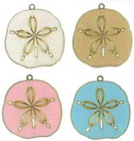 Sand Dollar - Suncatcher